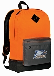 Georgia Southern Eagles Backpack HI VISIBILITY Orange Georgia Southern CLASSIC STYLE