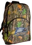Georgia Southern Backpack REAL CAMO DESIGN