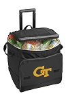 Georgia Tech Rolling Cooler Bag