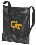 Georgia Tech CrossBody Bag COOL Hippy Bag