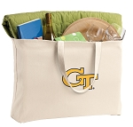 Georgia Tech Jumbo Tote Bag