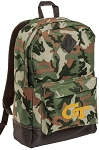 Georgia Tech Camo Backpack