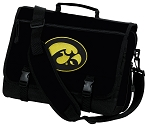 University of Iowa Messenger Bags