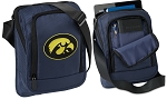 Iowa Hawkeyes Tablet or Ipad Shoulder Bag Navy