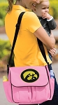 University of Iowa Hawkeyes Diaper Bag