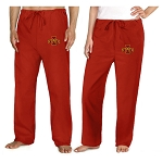 ISU Iowa State University Scrubs Bottoms Pants