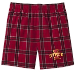 ISU Iowa State University Boxer Shorts