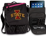 Iowa State Tablet Bags & Cases Pink