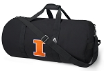 University of Illinois Duffle Bags