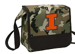 Illinois Illini Lunch Bag Cooler Camo