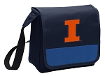 University of Illinois Illini Lunch Bag Tote