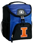 University of Illinois Insulated Lunch Box Cooler Bag