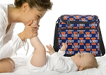 University of Illinois Diaper Bag