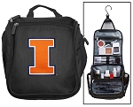 University of Illinois Toiletry Bag or Shaving Kit