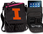 University of Illinois Tablet Bags & Cases Pink