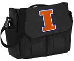 University of Illinois Diaper Bags