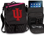IU Indiana University Tablet Bags & Cases Pink
