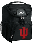 IU Indiana University Insulated Lunch Box Cooler Bag