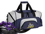 JMU Small Duffle Bag Navy
