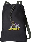 James Madison Cotton Drawstring Bag Backpacks