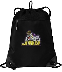 James Madison Drawstring Backpack-MESH & MICROFIBER