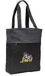 James Madison Tote Bag Everyday Carryall Black