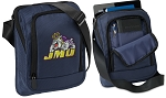 JMU Tablet or Ipad Shoulder Bag Navy