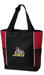 James Madison Tote Bag Red