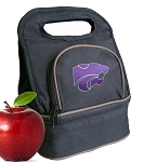 K-State Lunch Bag Black