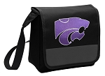 K-State Lunch Bag Cooler Black