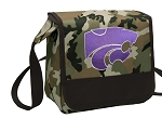 Kansas State Lunch Bag Cooler Camo