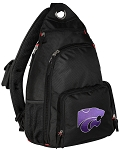 K-State Backpack Cross Body Style