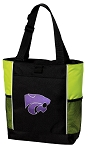 K-State Tote Bag COOL LIME