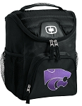 K-State Insulated Lunch Box Cooler Bag