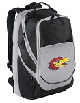 Kansas Jayhawks Laptop Backpack