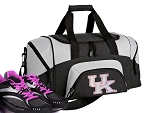 Small Womens University of Kentucky Gym Bag or Small Kentucky Wildcats Duffel