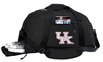 Pink UK Wildcats Logo Duffle Bag