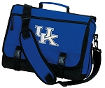 Kentucky Wildcats Messenger Bag Royal