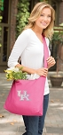 Ladies UK Wildcats Tote Bag Sling Style Pink