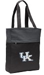 Kentucky Wildcats Tote Bag Everyday Carryall Black