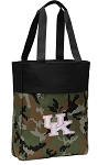 Ladies Kentucky Wildcats Tote Bag Everyday Carryall Camo