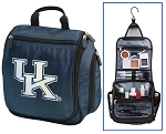 University of Kentucky Cosmetic Bag or Shaving Kit Travel Bag Blue