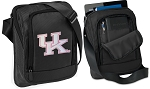 Pink UK Wildcats Logo Tablet or Ipad Shoulder Bag