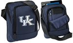 University of Kentucky Tablet or Ipad Shoulder Bag Navy