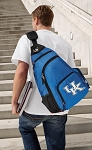 Kentucky Wildcats Backpack Cross Body Style Blue