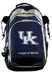 University of Kentucky Harrow Field Hockey Backpack Bag Navy