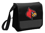 Louisville Cardinals Lunch Bag Cooler Black