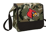 Louisville Cardinals Lunch Bag Cooler Camo
