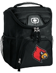 Louisville Cardinals Insulated Lunch Box Cooler Bag