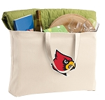 Louisville Cardinals Jumbo Tote Bag